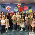 8 марта - Подготовка к школе,   Полевая