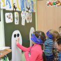 Хелоуин в студии английского языка