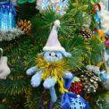 Новогодние Ёлки и игрушки