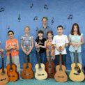 Отчетный концерт Студии обучения игры на гитаре