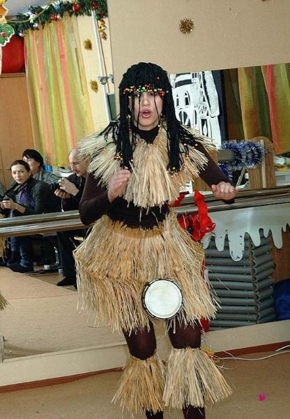 Костюм аборигенов своими руками фото