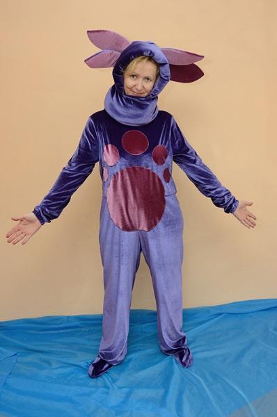 Как сделать костюм лунтика своими руками фото 37