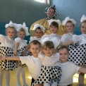 выступление студии танца Горошинки (2011)